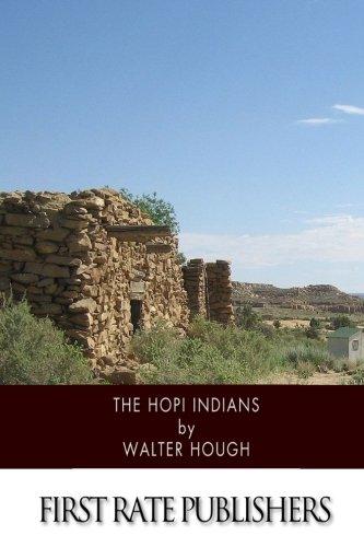 9781507570401: The Hopi Indians