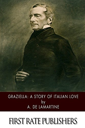 9781507570616: Graziella: A Story of Italian Love