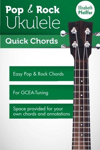 9781507594711: Pop & Rock Ukulele - Quick Chords