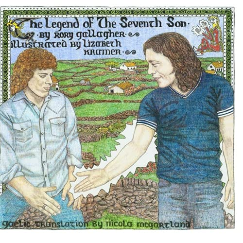 The Legend of the Seventh Son: Gallagher, Rory