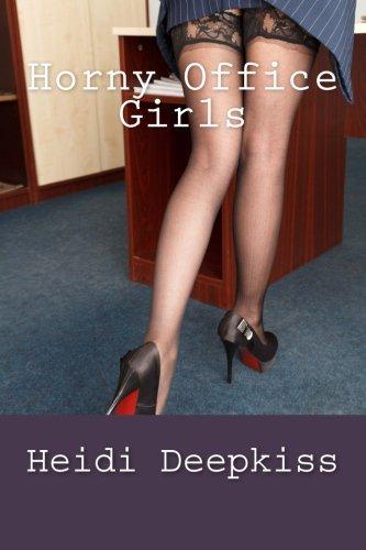 9781507603826: Horny Office Girls