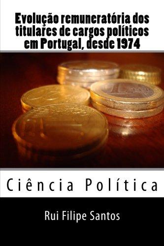 Evolucao Remuneratoria DOS Titulares de Cargos Politicos: Rui Filipe Santos
