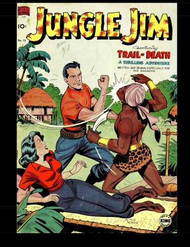 9781507610831: Jungle Jim #15: Golden Age Adventure Comic