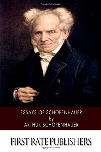 9781507612767: Essays of Schopenhauer