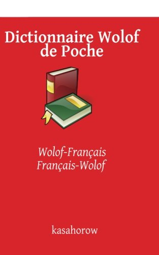 9781507613078: Dictionnaire Wolof de Poche: Wolof-Français, Français-Wolof