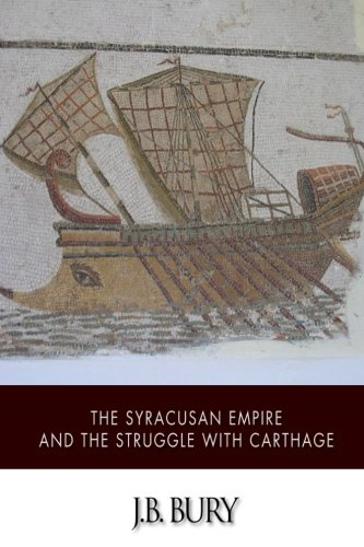 9781507615461: The Syracusan Empire and the Struggle with Carthage