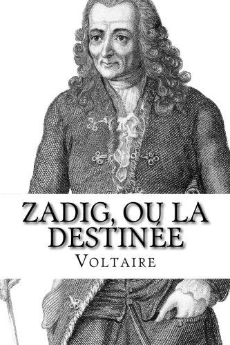 9781507621530: Zadig, ou la Destinée