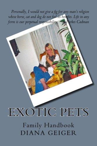 9781507625941: Exotic Pets: Family Handbook