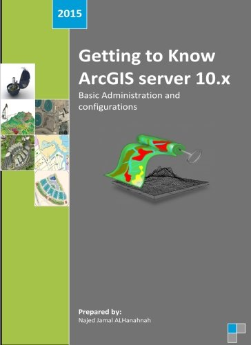 Getting to Know ArcGIS server 10.x: Basic Administration and configurations: Eng Najed Jamal ...