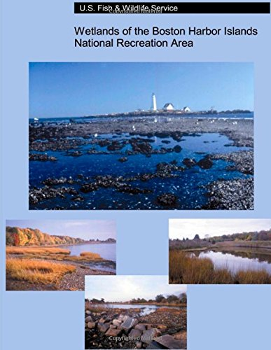 9781507656228: Wetlands of the Boston Harbor Islands National Recreation Area