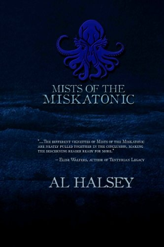 9781507657317: Mists of the Miskatonic: Tales Inspired by the works of H.P Lovecraft: Volume 1 (Mist of the Miskatonic)