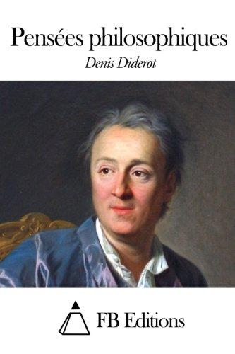 9781507664773: Pensées philosophiques (French Edition)