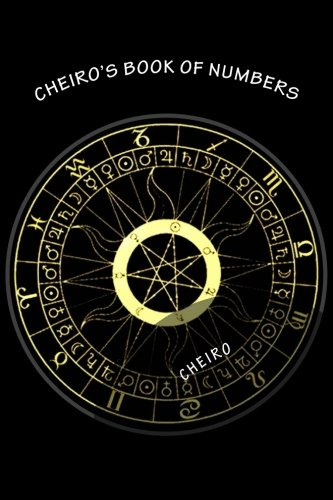 9781507667552: Cheiro's Book of Numbers