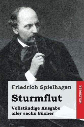 9781507674888: Sturmflut: Vollständige Ausgabe aller sechs Bücher (German Edition)