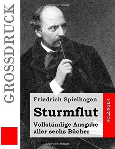 9781507674949: Sturmflut (Großdruck): Vollständige Ausgabe aller sechs Bücher (German Edition)