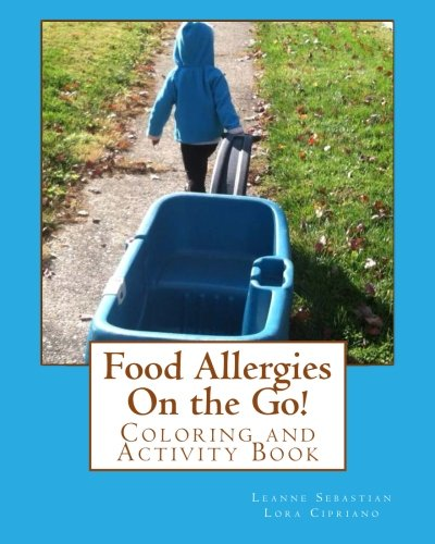 9781507676738: Food Allergies On the Go! Coloring and Activity Book