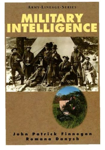 9781507680322: Military Intelligence (Army Lineage Series)
