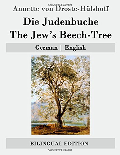 9781507683118: Die Judenbuche / The Jew's Beech-Tree: German | English