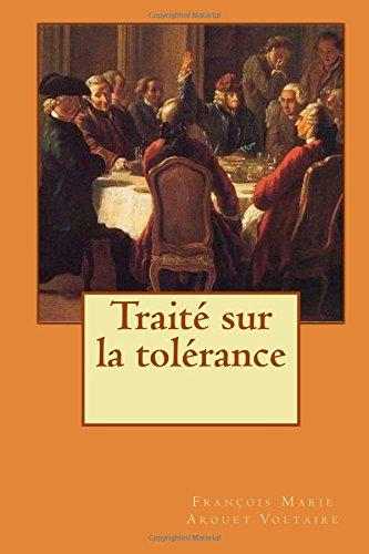 9781507692547: Traité sur la tolérance (French Edition)