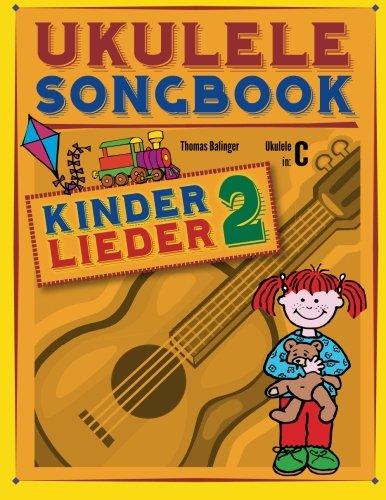 9781507695692: Ukulele Songbook: Kinderlieder 2