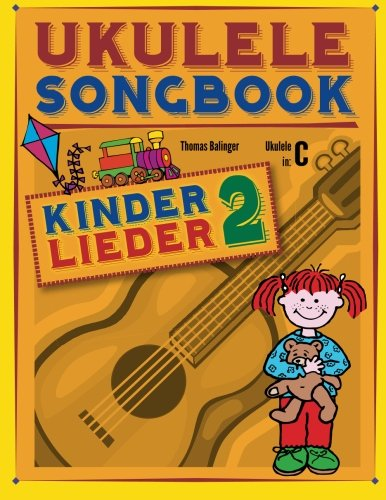 9781507695692: Ukulele Songbook: Kinderlieder 2 (German Edition)