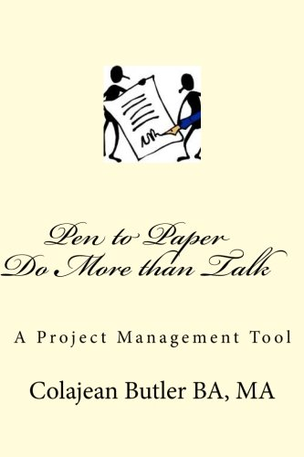 9781507701997: Pen to Paper - Do More than Talk: A Project Management Tool (Volume 2)