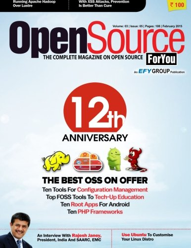 9781507705520: Open Source For You, February 2015: February 2015 (Volume 3)