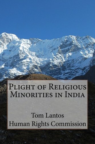 Plight of Religious Minorities in India: Human Rights Commission,