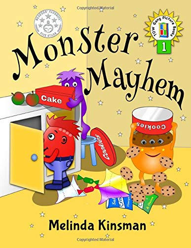 9781507713266 Monster Mayhem U S English Edition Funny Rhyming