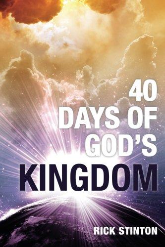 9781507716434: 40 Days of God's Kingdom