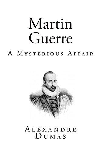 9781507716885: Martin Guerre: A Mysterious Affair