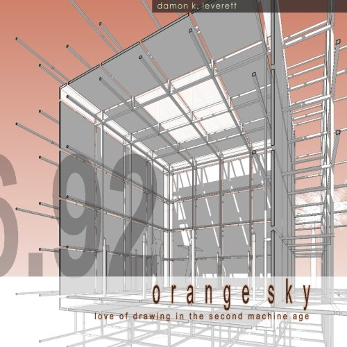 9781507725603: Orange Sky: Love of Drawing in the Second Machine Age