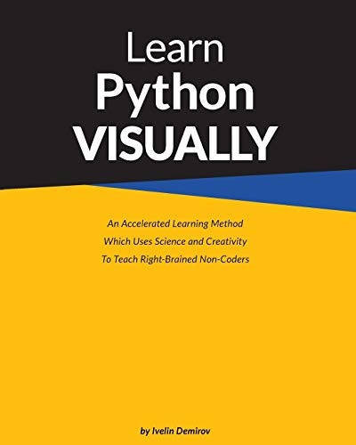 9781507727072: Learn Python Visually