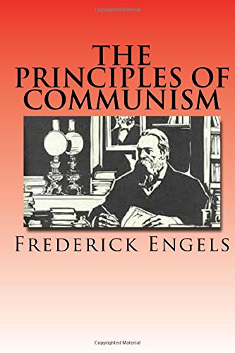 an analysis of the principles of communist societies Communism, political and economic doctrine that aims to replace private property and a profit-based economy with public ownership and communal control of at least the major means of production (eg, mines, mills, and factories) and the natural resources of a society.
