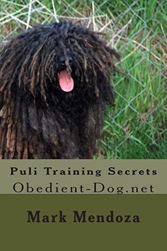 9781507747964: Puli Training Secrets: Obedient-Dog.net