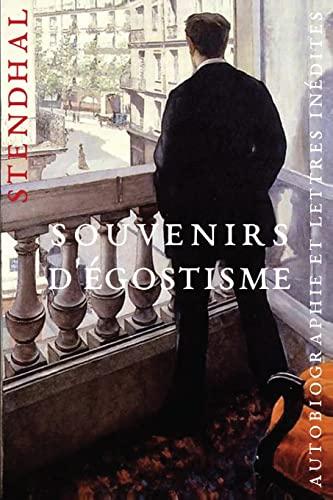 9781507749425: Souvenirs d'égotisme (French Edition)