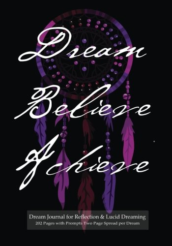 9781507760246: Dream Journal for Reflection and Lucid Dreaming 202 Pages with Prompts Two Page Spread per Dream: Ideal journal to inspire lucid dreaming, 7