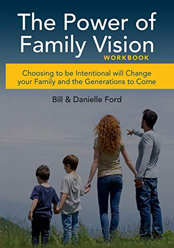 9781507760697: The Power of Family Vision Workbook