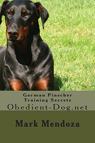 9781507760727: German Pinscher Training Secrets: Obedient-Dog.net