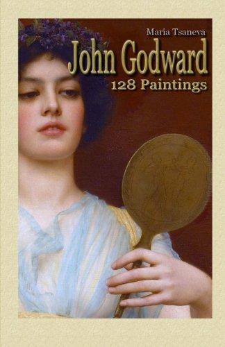 John Godward: 128 Paintings: Tsaneva, Maria
