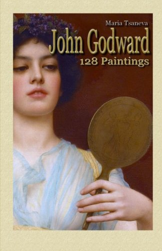John Godward: 128 Paintings: Tsaneva, Maria