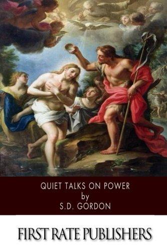 9781507766897: Quiet Talks on Power