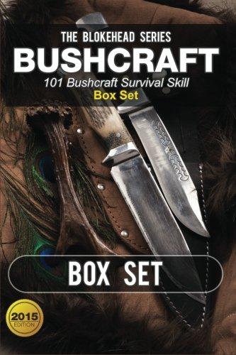 9781507775929: Bushcraft :101 Bushcraft Survival Skill Box Set (The Blokehead Success Series)