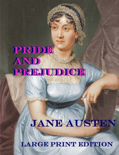 9781507777930: Pride and Prejudice: Low Tide Press Large Print Edition