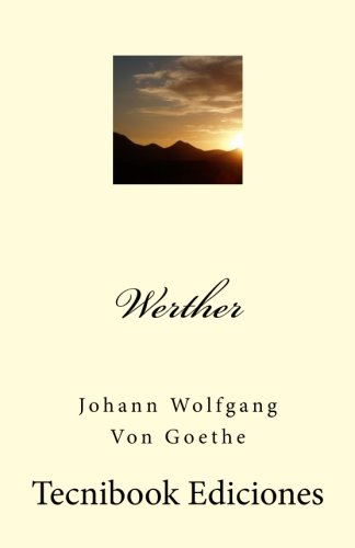9781507781050: Werther (Spanish Edition)