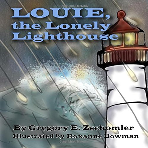 9781507781852: Louie, the Lonely Lighthouse