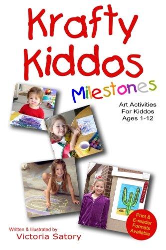 9781507788431: Krafty Kiddos Milestones (Volume 3)