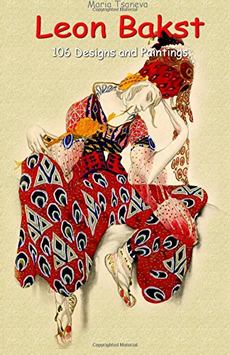 Leon Bakst: 106 Designs and Paintings
