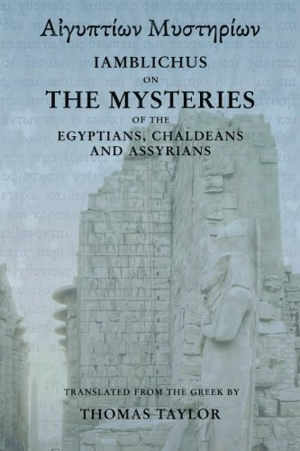 9781507797631: Iamblichus on the Mysteries of the Egyptians, Chaldeans, and Assyrians