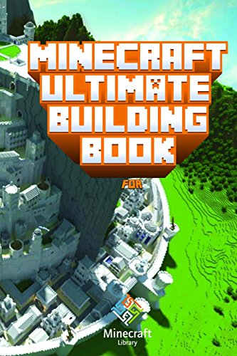 9781507807286: Ultimate Building Book for Minecraft: Amazing